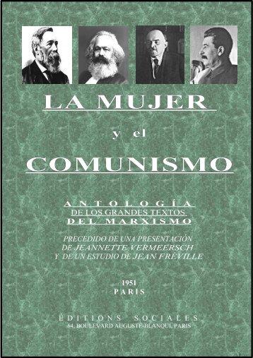 LA_MUJER_Y_EL_COMUNISMO