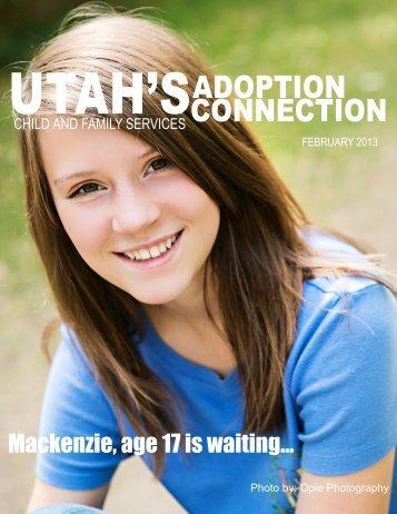 February 2013 - Adoption Exchange