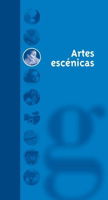 Artes Escénicas - Diputación de Valladolid