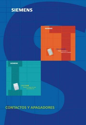 Apagadores - Industria de Siemens