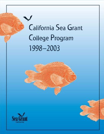 PAT-UC Covers - California Sea Grant - UC San Diego