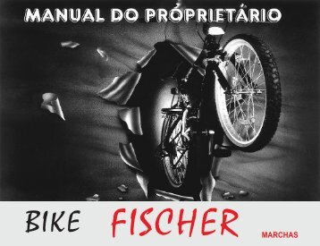 Manual do produto - Fischer