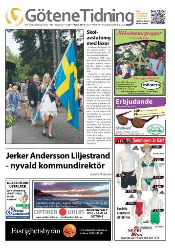 PDF-format - Götene Tidning