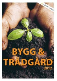 Vecka 14 Bygg & Trädgård - Götene Tidning