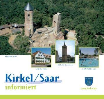 Kirkel/Saar informiert
