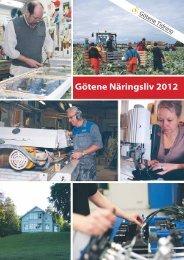 Götene Näringsliv 2012 - Götene Tidning