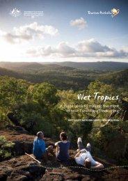 Wet Tropics - Tourism Australia