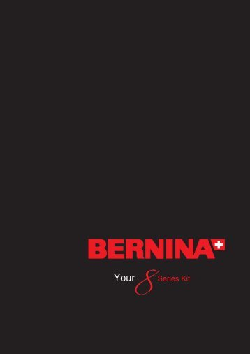 Schmiereinheit - Bernina
