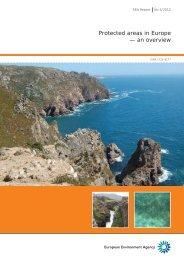 Protected areas in Europe — an overview - Generalitat de Catalunya