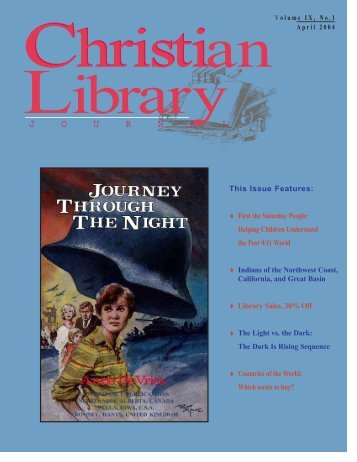 First the Saturday People - Christian Library Journal