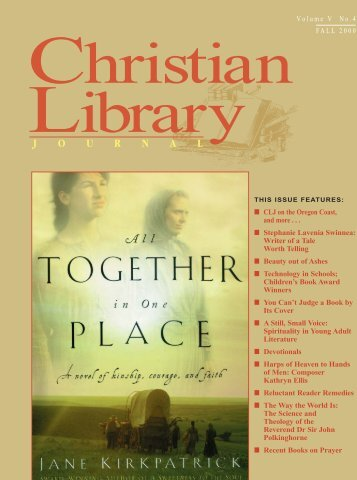Download - Christian Library Journal