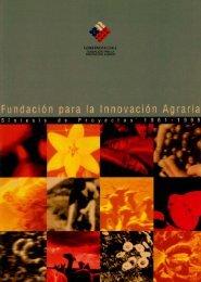Fundación para la Innovación Agraria - Biblioteca Digital de FIA