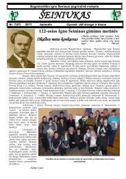 2011-04,Nr.67 - Bagaslaviškio Igno Šeiniaus pagrindinė mokykla