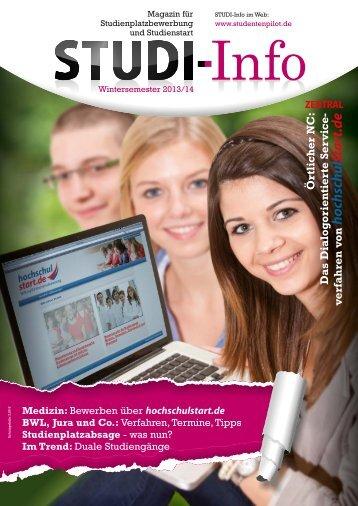 PDF-Datei - STUDI-Info.de