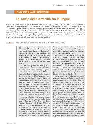 Moderna_Le cause della diversit - Loescher Editore