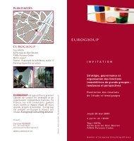 Téléchargez le programme de la conférence (pdf 161.4 ko)
