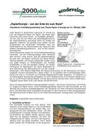 """""""PapierEnergie - von der Erde bis zum Mond"""" - Schools at University ..."""