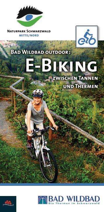 E-Biking zwischen Tannen und Thermen Bad Wildbad ... - Klaus Mack