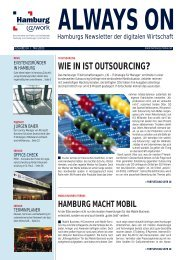 WIE IN IST OUTSOURCING?