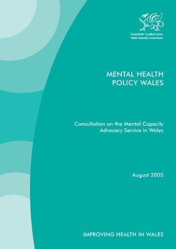 (IMCA) Consultation Document - English - Support