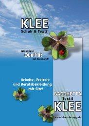 KLEE KLEE - Klee Schuh und Textil