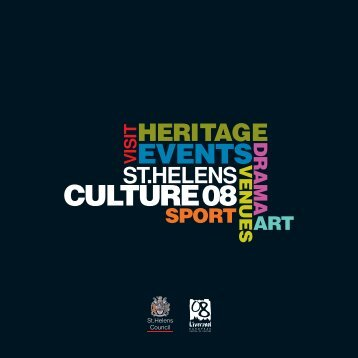 CULTURE 08 - St Helens Council
