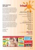 Thema: Gut durchs erste Lebensjahr - Klecks - Seite 3
