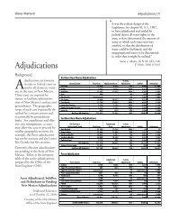 Adjudications - Utton Transboundary Resources Center