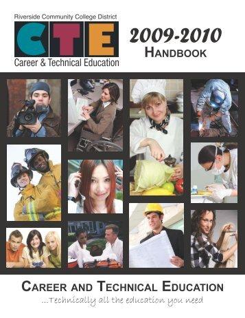 CTEHandbook - Riverside Community College District