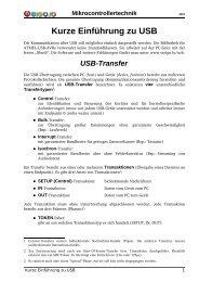 Kurze Einführung zu USB - weigu.lu