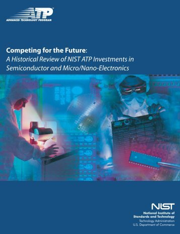 Competing for the Future - NIST Advanced Technology Program ...