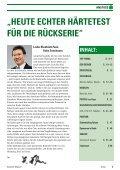 KLEEBLATTMAGAZIN - SpVgg Greuther Fürth - Seite 3