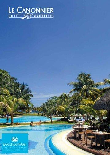 Le Canonnier Hotel - Beachcomber Tours