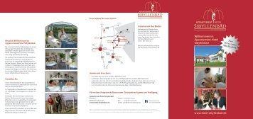 Preisübersicht 2013 - Appartement-Hotel Sibyllenbad