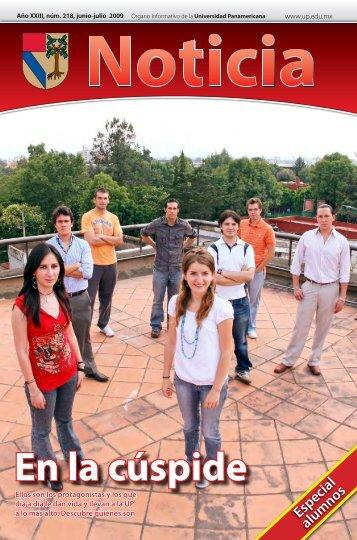 Especial alumnos - Universidad Panamericana