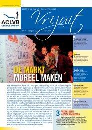 DE MARKT MOREEL MAKEN - Aclvb