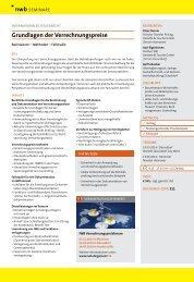 Seminarprogramm und Anmeldung als pdf zum ... - NWB Verlag
