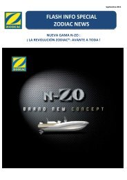 FLASH INFO DISTRIBUIDORES N-Zo SEPT 11 - Esp