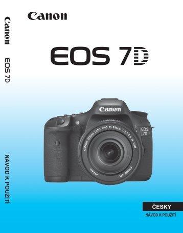 Canon EOS 7D - [cz] - CANONKLUB