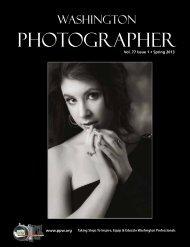 PHOTOGRAPHER - Professional Photographers of Washington