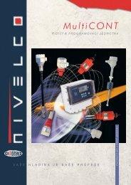 MultiCONT - Nivelco Process Control Co., Inc.