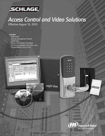 Schlage Electronics22.pdf - Access Hardware Supply