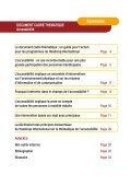 Accessibilité - Handicap International - Page 3