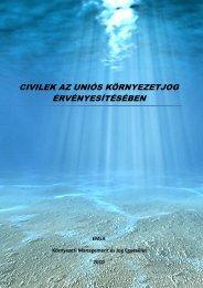 civilek az uniós környezetjog érvényesítésében - EMLA Egyesület
