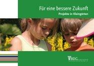 Ökologische Projekte - Bundesverband Deutscher Gartenfreunde e. V.
