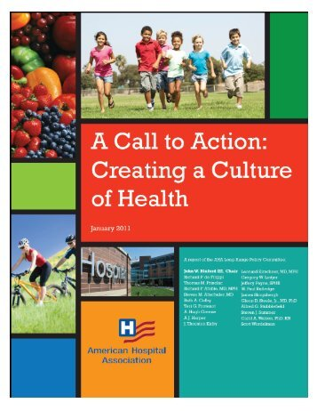 Creating a Culture of Health - Montana Worksite Health Promotion