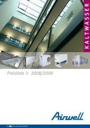 9195 RZ Preisliste 3 - Knipping Kälte & Klimatechnik GmbH