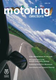 Issue 1/02 motoring directions A Star - Australian Automobile ...