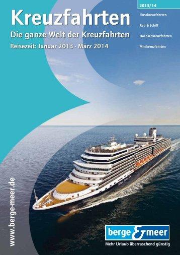 Katalog zum Download (pdf, 42 mb) - Berge & Meer