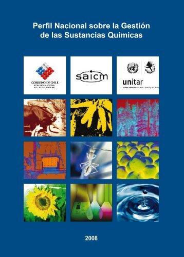 Perfil Nacional sobre la Gestión de las Sustancias Químicas - UNITAR